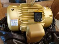 Baldor Motor Three Phase Enclosed