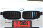 F30 M Color Gloss Black Kidney Grille