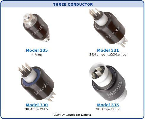 Mercotac Three Conductor