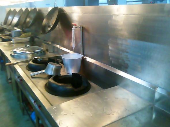 เตาครัวจีน 2 หัว