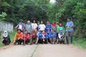 มูลนิธิสมเพิ่มกิตตินันท์  ปลูกป่าลดโลกร้อนด้วยต้นเสลา ครั้งที่ 2