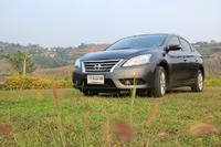 Nissan Sylphy 1.8V Navi