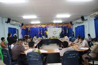 ประชุมกำนันผู้ใหญ่บ้าน ผู้นำชุมชน ตำบลปิงโค้ง ประจำเดือน พฤศจิกายน 2563
