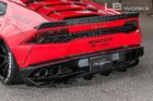 ดิฟฟิวเซอร์ Lamborghini Huracan LP610-4 ทรง Liberty Walk