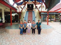 Marton ประเทศไทย ร่วมงานประเพณีแห่เทียนพรรษา ประจำปี 2558