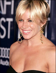 Sienna Miller's Short Haircut
