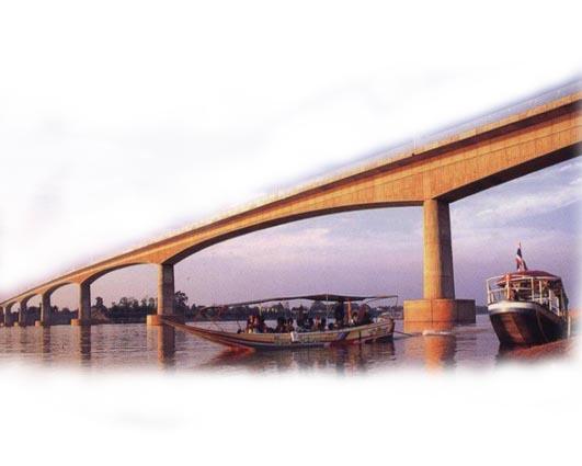สะพานไทยลาว