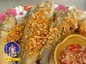 ปลาทูทอดราดน้ำปลา สูตรสินธุสมุทร