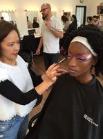 ครูเปาเรียนแต่งหน้าเพิ่มในส่วนของ Fashion and Catwalks Make Up ที่ London Make Up School