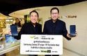 เอไอเอส ควงแขน ซัมซุง เขย่าวงการ เปิดให้ลูกค้าจองสมาร์ทโฟนรุ่นใหม่