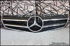 W207 E-Class Coupe Carbon Kevlar Front Grille V.1
