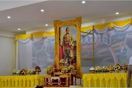 พิธีวันพระบาทสมเด็จพระพุทธยอดฟ้าจุฬาโลกมหาราช ประจำปี ๒๕๖๒