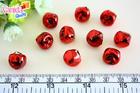 ลูกกระพรวน 12mm สีแดง (10pcs)