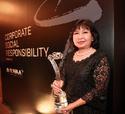 เอไอเอส คว้ารางวัล Corporate Social Responsibility Award 2016