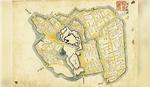 ค้นพบแผนที่ปราสาทเอโดะจากศตวรรษที่ 17 ที่บ่งบอกว่า �สร้างขึ้นเพื่อรองรับการทำศึก� โดยเฉพาะ