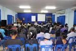 ประชุมเพื่อรับฟังการชี้แจงรายละเอียดการดำเนินโครงการส่งเสริมอาชีพ ประจำปีงบประมาณ 2559