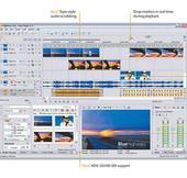 วีดีโอสอนวิธีใช้โปรแกรมตัดต่อวิดีโอ Sony Vegas