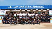 ลามิน่าสานฝันเด็กไทยได้เล่าเรียนโครงการที่ 15