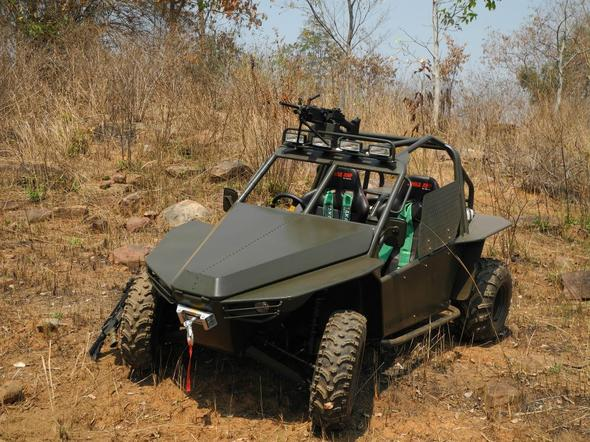 Project Army buggy