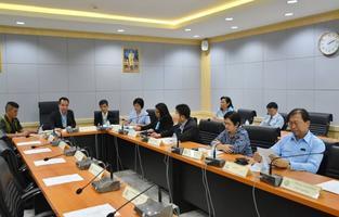 การประชุมขับเคลื่อนและพัฒนาคุณภาพชีวิตของประชาชนในพื้นที่เขต (พชข.) ครั้งที่ 2/2561