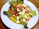 NO. SS21 ส้มตำผลไม้ (Spicy thai fruit salad)