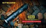 ไฟฉาย Nitecore EC23 1800 Lumens