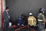 เกิดเหตุเพลิงไหม้...โรงงานในพื้นที่ ต.บางครุ