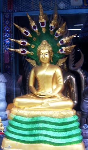 พระพุทธรูปปางนาคปรก
