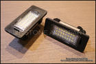 ไฟส่องป้ายทะเบียน LED สำหรับ BMW E81 E82 E90 E91 E92 E93 E60 E61 E39 X1 E84 X5 E70 X6 E71