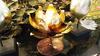 ดอกบัวเชิงเทียน-โลหะ-ปิดทอง-850บาท