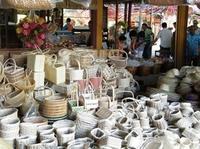 ตลาดย้อนยุคและการซื้อขายสินค้าเก่าๆ อาหารโบราณ กับการเล่นไทยๆที่อยุธยา