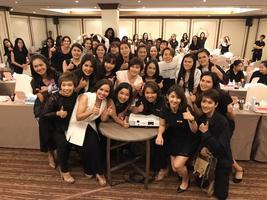 Professional Image Program อบรมบุคลิกภาพให้ทาง Medtronic Thailand