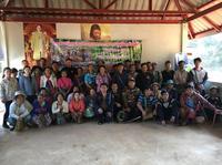โครงการทำแนวป้องกันไฟป่าและแก้ไขปัญหาหมอกควัน ชุมชนก๊อตป่าบง บ้านปางมะกง หมู่ 11