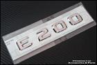 Genuine E200 Emblem