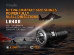 ไฟฉาย Fenix LR40R 12000 lumens ชาร์จ USB Type-C