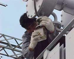 115 kV Power Transformer Oil Test Of OLTC