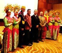 อินโดนิเซีย จัดงาน 2014 Enjoy Jakata Travel Maet