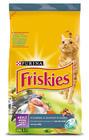 Friskies สูตรแมวโต รสปลาทูและซีฟู๊ด 500 กรัม