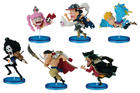Banpresto - Wcf ONE PIECE -HISTORY RELAY 20TH- vol.3