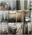 Repair and renovation the toilet room at Rayong Plant