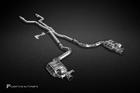 ชุดท่อ Capristo Exhaust Mercedes W205 C43 AMG