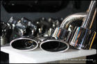 AMG Dual EXHAUST TIPS