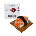 3D Microbrik - Sake Nigiri Sushi ตัวต่อหน้าซูซิ 3D ข้าวหน้าปลาหมึก