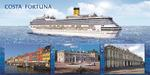 เรือสำราญหรูสไตล์อิตาเลียน OSTA FORTUNA  �ALWAYS FIRST CLASS�