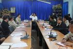 ประชุมคณะกรรมการศูนย์อำนวยการเฉพาะกิจป้องกัน และแก้ไขปัญหาไฟป่าและหมอกควัน ครั้งที่ 1/2559