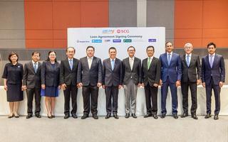 เอสซีจี เดินหน้าโครงการปิโตรเคมีครบวงจรรายแรกในเวียดนาม