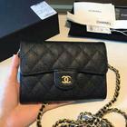 🎊🎊ใหม่มากพร้อมส่งค่ะ Chanel WOC (Ori) Size 17 cm
