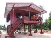 ผลงานสร้างบ้านอยู่อาศัย ลูกค้า ต.ทุ่งใหญ่ อ.เมือง จ.อุทัยธานี