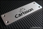 Carlsson Floor Mat Alloy Emblem