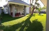 ริวิว หญ้าเทียมจัดสวน รับติดตั้งหญ้าเทียม ราคาถูก